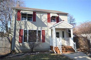 Main Photo: 11 Cedar Place in Winnipeg: Norwood Flats Residential for sale (2B)  : MLS®# 1805494