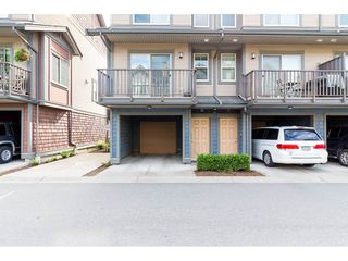 "Photo 1: 12 7121 192 Street in Surrey: Clayton Townhouse for sale in ""ALLEGRO"" (Cloverdale)  : MLS®# R2265655"