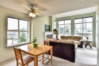 "Photo 2: 413 522 SMITH Avenue in Coquitlam: Coquitlam West Condo for sale in ""SEDONA"" : MLS®# R2286280"