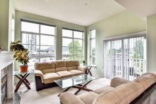"Photo 3: 413 522 SMITH Avenue in Coquitlam: Coquitlam West Condo for sale in ""SEDONA"" : MLS®# R2286280"