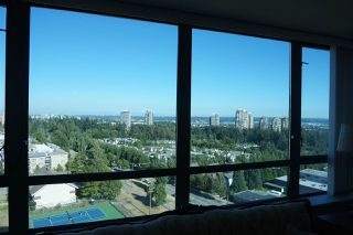 "Photo 3: 1405 6622 SOUTHOAKS Crescent in Burnaby: Highgate Condo for sale in ""GIBRALTA"" (Burnaby South)  : MLS®# R2289466"