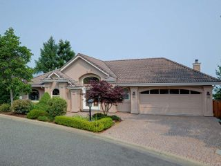 Photo 1: 461 Seaview Way in COBBLE HILL: ML Cobble Hill House for sale (Malahat & Area)  : MLS®# 795231