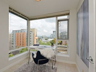 """Photo 10: 906 1650 W 7TH Avenue in Vancouver: Fairview VW Condo for sale in """"Virtu"""" (Vancouver West)  : MLS®# R2307388"""