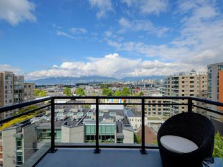 """Photo 17: 906 1650 W 7TH Avenue in Vancouver: Fairview VW Condo for sale in """"Virtu"""" (Vancouver West)  : MLS®# R2307388"""