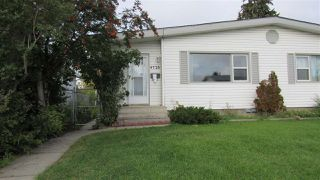 Main Photo: 4728 105 Street in Edmonton: Zone 15 House Half Duplex for sale : MLS®# E4130944
