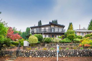 Main Photo: 201 E SEVENTH Avenue in New Westminster: The Heights NW House for sale : MLS®# R2310906