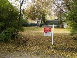 Main Photo: 10848 92 Street in Edmonton: Zone 13 Vacant Lot for sale : MLS®# E4132055