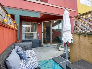 "Photo 15: 15 3477 COMMERCIAL Street in Vancouver: Victoria VE Townhouse for sale in ""La Villa"" (Vancouver East)  : MLS®# R2321606"