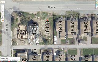 """Photo 1: 16428 88 Avenue in Surrey: Fleetwood Tynehead Land for sale in """"Fleetwood Tynehead"""" : MLS®# R2321996"""