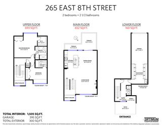 """Photo 20: 7 265 E 8TH Street in North Vancouver: Central Lonsdale Townhouse for sale in """"Walker Park Mews"""" : MLS®# R2322419"""