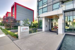 "Main Photo: 1508 6658 DOW Avenue in Burnaby: Metrotown Condo for sale in ""MODA"" (Burnaby South)  : MLS®# R2329423"