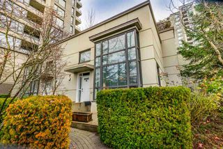 "Main Photo: 10 4178 DAWSON Street in Burnaby: Brentwood Park Townhouse for sale in ""Burnaby North"" (Burnaby North)  : MLS®# R2329843"