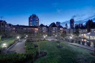 "Photo 1: 214 1200 EASTWOOD Street in Coquitlam: North Coquitlam Condo for sale in ""LAKESIDE TERRACE"" : MLS®# R2333096"