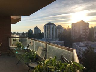 """Photo 7: 1006 4350 BERESFORD Street in Burnaby: Metrotown Condo for sale in """"CARLTON ON THE PARK"""" (Burnaby South)  : MLS®# R2336332"""