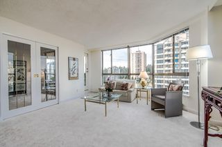 """Photo 3: 1006 4350 BERESFORD Street in Burnaby: Metrotown Condo for sale in """"CARLTON ON THE PARK"""" (Burnaby South)  : MLS®# R2336332"""