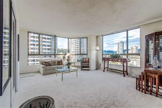 """Photo 21: 1006 4350 BERESFORD Street in Burnaby: Metrotown Condo for sale in """"CARLTON ON THE PARK"""" (Burnaby South)  : MLS®# R2336332"""