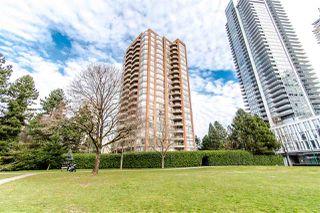 """Photo 22: 1006 4350 BERESFORD Street in Burnaby: Metrotown Condo for sale in """"CARLTON ON THE PARK"""" (Burnaby South)  : MLS®# R2336332"""