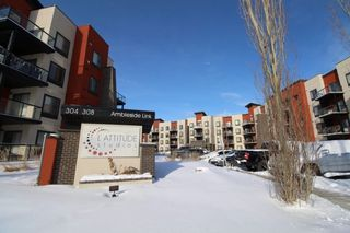 Main Photo: 223 304 AMBLESIDE Link in Edmonton: Zone 56 Condo for sale : MLS®# E4144346