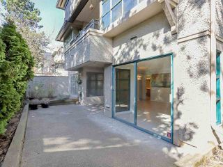 "Photo 18: 105 3788 W 8TH Avenue in Vancouver: Point Grey Condo for sale in ""La Mirada"" (Vancouver West)  : MLS®# R2350569"