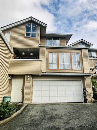 Photo 1: 1122 CLERIHUE Road in Port Coquitlam: Citadel PQ Townhouse for sale : MLS®# R2355675