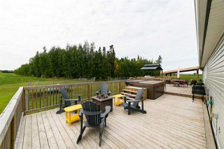 Photo 26: 56506 Rge Rd 33: Rural Lac Ste. Anne County Manufactured Home for sale : MLS®# E4151635