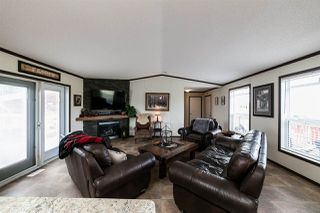 Photo 3: 56506 Rge Rd 33: Rural Lac Ste. Anne County Manufactured Home for sale : MLS®# E4151635