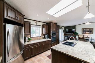 Photo 9: 56506 Rge Rd 33: Rural Lac Ste. Anne County Manufactured Home for sale : MLS®# E4151635