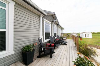Photo 22: 56506 Rge Rd 33: Rural Lac Ste. Anne County Manufactured Home for sale : MLS®# E4151635