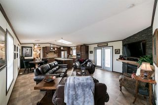 Photo 4: 56506 Rge Rd 33: Rural Lac Ste. Anne County Manufactured Home for sale : MLS®# E4151635