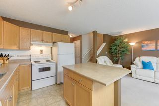 Photo 10: 2021 GRANTHAM Court in Edmonton: Zone 58 House Half Duplex for sale : MLS®# E4153037