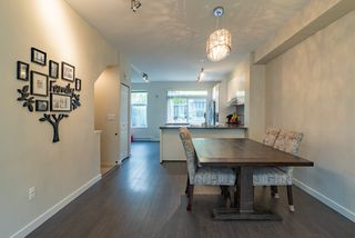 """Photo 3: 14 1338 HAMES Crescent in Coquitlam: Burke Mountain Townhouse for sale in """"Farrington"""" : MLS®# R2366567"""