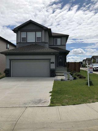 Main Photo: 3366 Hilton Crescent in Edmonton: Zone 58 House for sale : MLS®# E4156085