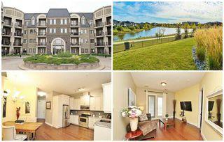 Main Photo: 436 6079 MAYNARD Way in Edmonton: Zone 14 Condo for sale : MLS®# E4158926