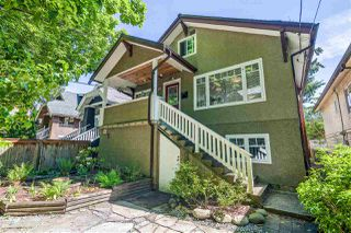 Main Photo: 3470 W 6TH Avenue in Vancouver: Kitsilano House for sale (Vancouver West)  : MLS®# R2374885