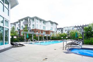 """Photo 19: 312 9399 ODLIN Road in Richmond: West Cambie Condo for sale in """"MAYFAIR PLACE"""" : MLS®# R2384997"""