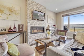 Photo 10: 575 ALBANY Way in Edmonton: Zone 27 House for sale : MLS®# E4167736