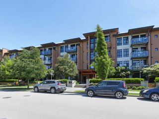 """Main Photo: 108 220 SALTER Street in New Westminster: Queensborough Condo for sale in """"GLASSHOUSE LOFTS"""" : MLS®# R2459545"""