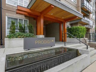 """Main Photo: 206 3462 ROSS Drive in Vancouver: University VW Condo for sale in """"PRODIGY"""" (Vancouver West)  : MLS®# R2473315"""