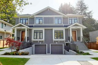Photo 1: 3420 W 43RD Avenue in Vancouver: Dunbar 1/2 Duplex for sale (Vancouver West)  : MLS®# R2477291