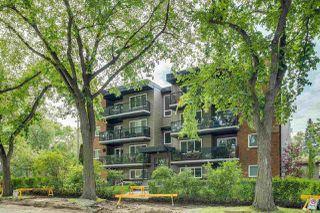 Photo 1: 304 10003 87 Avenue in Edmonton: Zone 15 Condo for sale : MLS®# E4210369