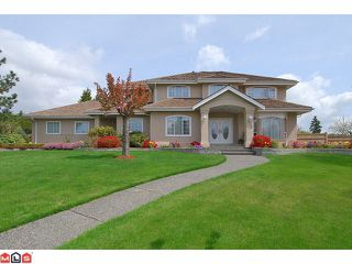 "Main Photo: 5750 124TH Street in Surrey: Panorama Ridge House for sale in ""Panorama Ridge"" : MLS®# F1110602"
