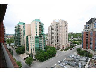 Photo 8: 1009 738 3 Avenue SW in CALGARY: Eau Claire Condo for sale (Calgary)  : MLS®# C3480423