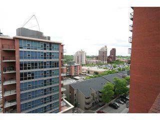 Photo 9: 1009 738 3 Avenue SW in CALGARY: Eau Claire Condo for sale (Calgary)  : MLS®# C3480423