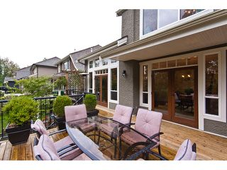 "Photo 19: 3849 154TH ST in Surrey: Morgan Creek House for sale in ""Iron Wood"" (South Surrey White Rock)  : MLS®# F1125082"