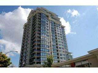 "Photo 1: 207 610 VICTORIA Street in New Westminster: Downtown NW Condo for sale in ""THE POINT"" : MLS®# V921216"