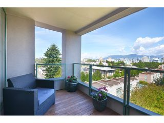 Photo 14: # 702 503 W 16TH AV in Vancouver: Fairview VW Condo for sale (Vancouver West)  : MLS®# V1018204
