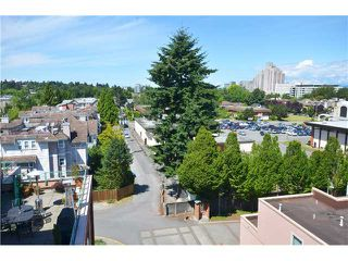 Photo 3: # 702 503 W 16TH AV in Vancouver: Fairview VW Condo for sale (Vancouver West)  : MLS®# V1018204
