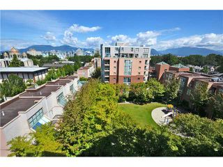 Photo 2: # 702 503 W 16TH AV in Vancouver: Fairview VW Condo for sale (Vancouver West)  : MLS®# V1018204