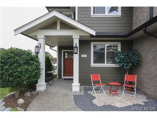 Photo 3: 4042 Copperfield Lane in VICTORIA: SW Glanford Single Family Detached for sale (Saanich West)  : MLS®# 328827
