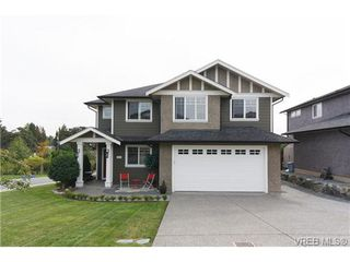 Photo 1: 4042 Copperfield Lane in VICTORIA: SW Glanford Single Family Detached for sale (Saanich West)  : MLS®# 328827